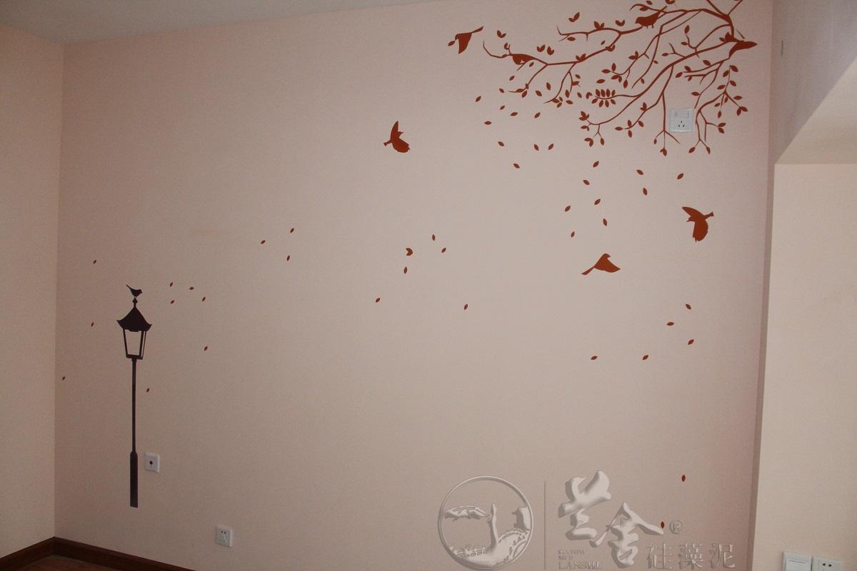 装修知识儿童房装修主色调的选择 -- 深圳兰舍硅藻泥