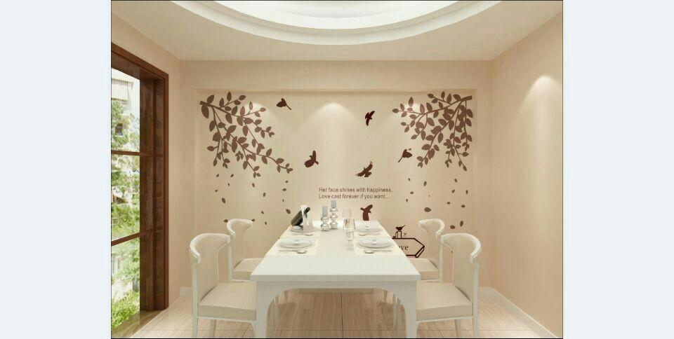 硅藻泥餐厅图案图片